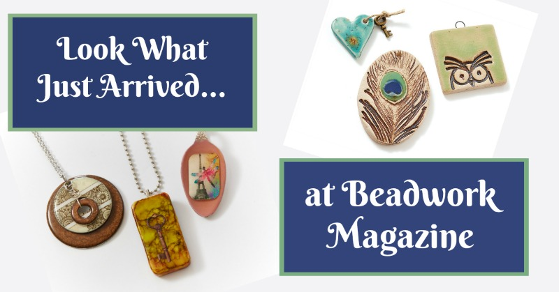Trendy New Beading Products: It's All About the Shape!