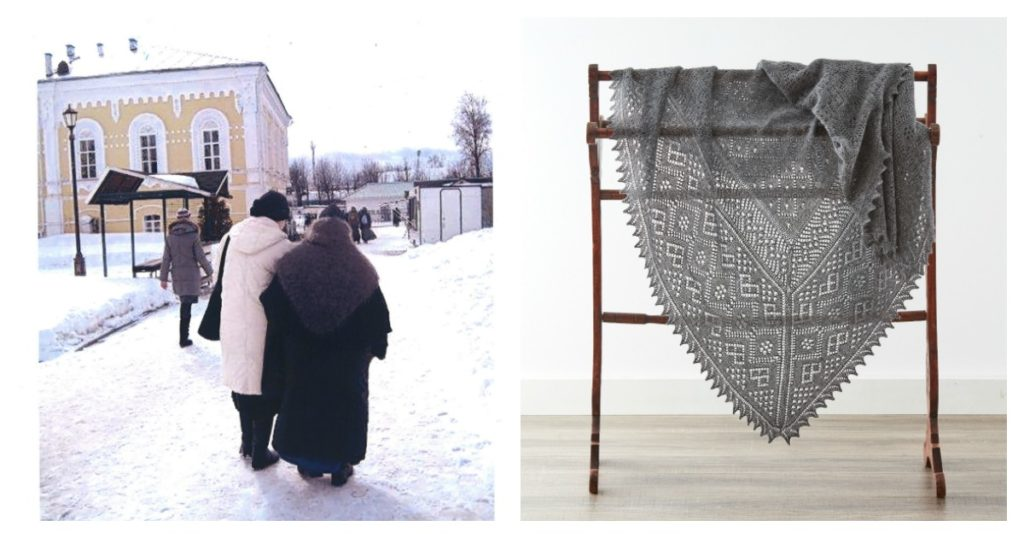 The Orenburg Warm Shawl: When a 'Gossamer Web' Becomes a 'Mink Coat'