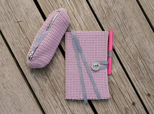 Sketch Set Crochet Pattern