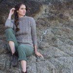 <em>Knitting Ganseys Revised and Updated</em>: Cordova Gansey Pullover