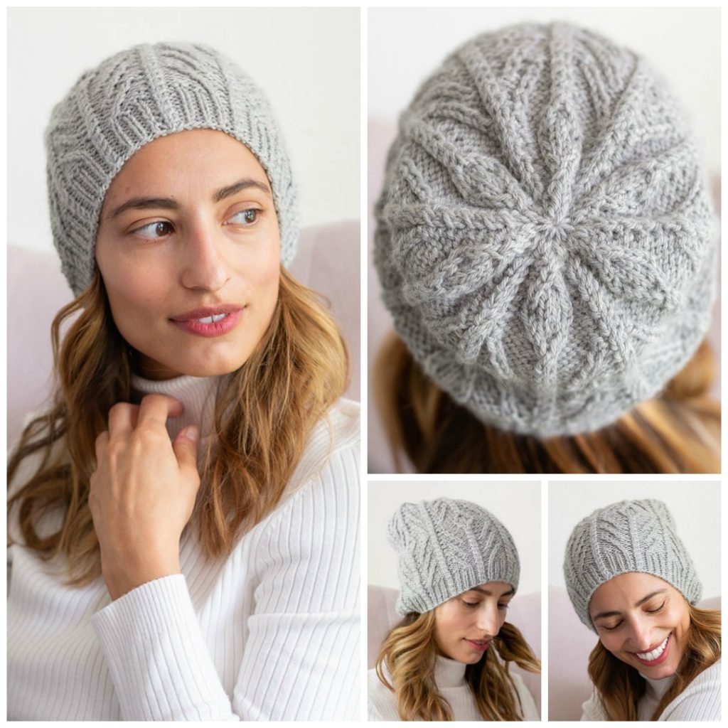 See the Snowburst Beanie from every angle.