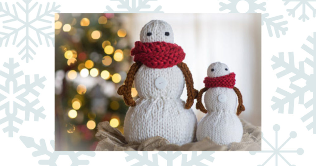 Deck the Halls with Knitted Joy