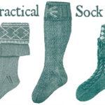 5 Sock Patterns for Lazy Women