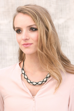 Sophisticate Necklace Crochet Pattern