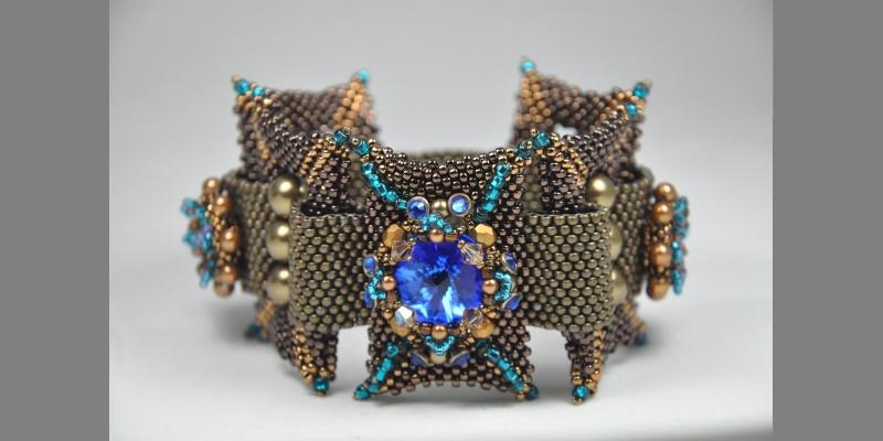 Agnieszka Watts, beadweaving, beading, bead embroidery, motivation monday, beading story, Beadwork magazine
