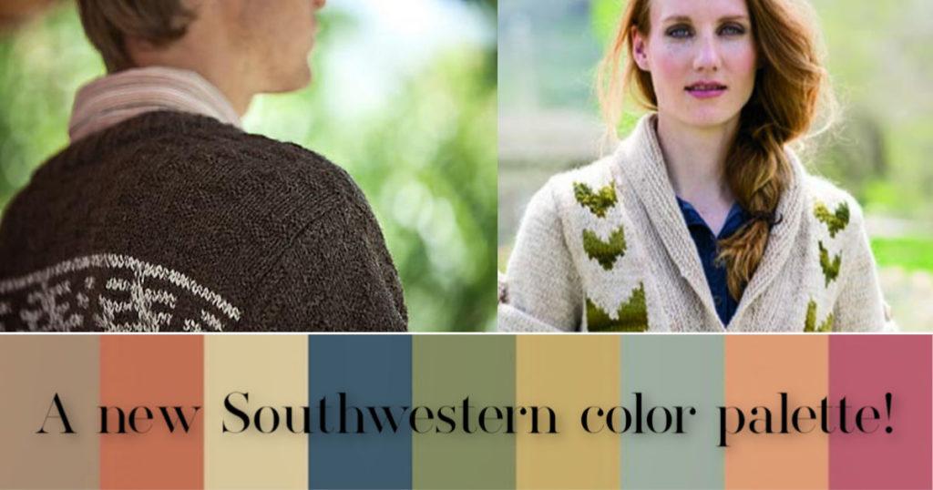 A Southwestern Sweater Celebration
