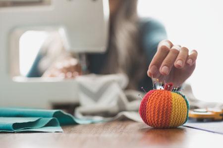knit pincushion pattern