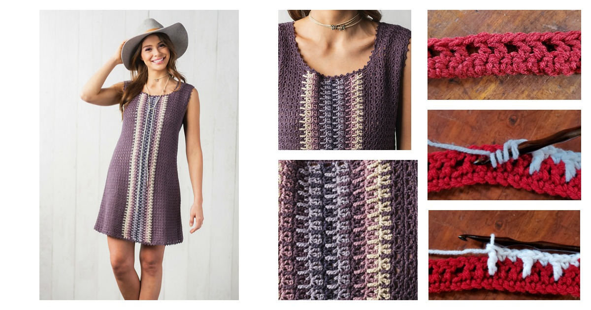 Spike Your Project with the Crochet Spike Stitches | Interweave