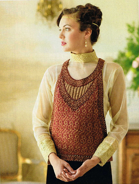 The Best of Downton Abbey Knitting Patterns Collection