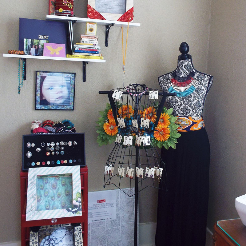 Beadwork Artist Shanna Steele Invites Us Into Her Dedicated Beading Room