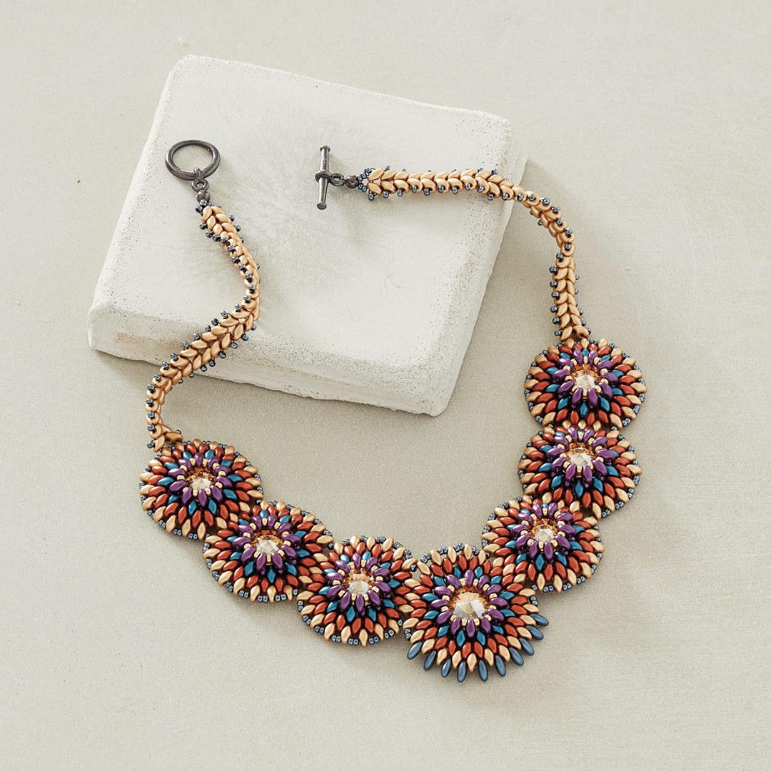 Tucson Vista Necklace by Shanna Steele