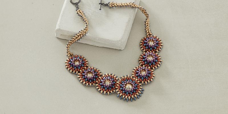 Bead Weaving Southwest-Inspired Jewelry