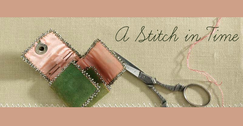 A Stitch in Time: Smyrna Cross-Stitch