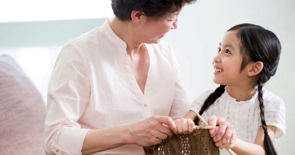 Stitching Kids Up for Success