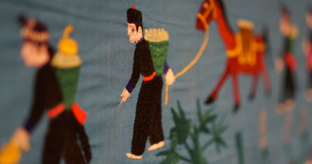 Hmong Textiles on Display