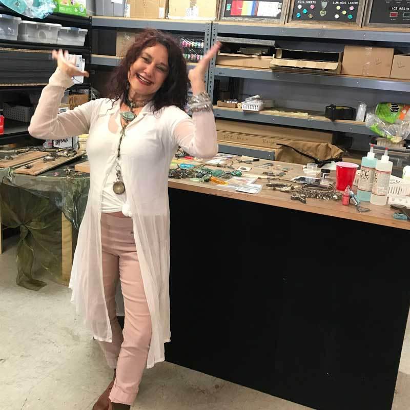 Susan Lenart Kazmer at Ranger