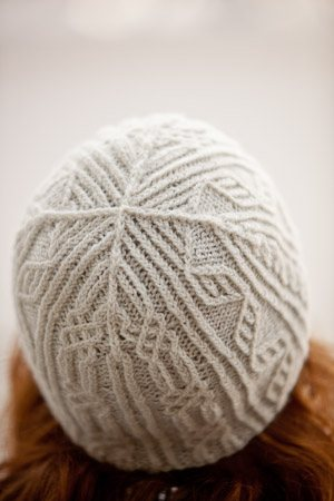 Proverbial Cap from Perfect One Skein Knitted Gifts to Give