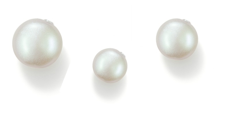 Swarovski Dove Grey Pearl