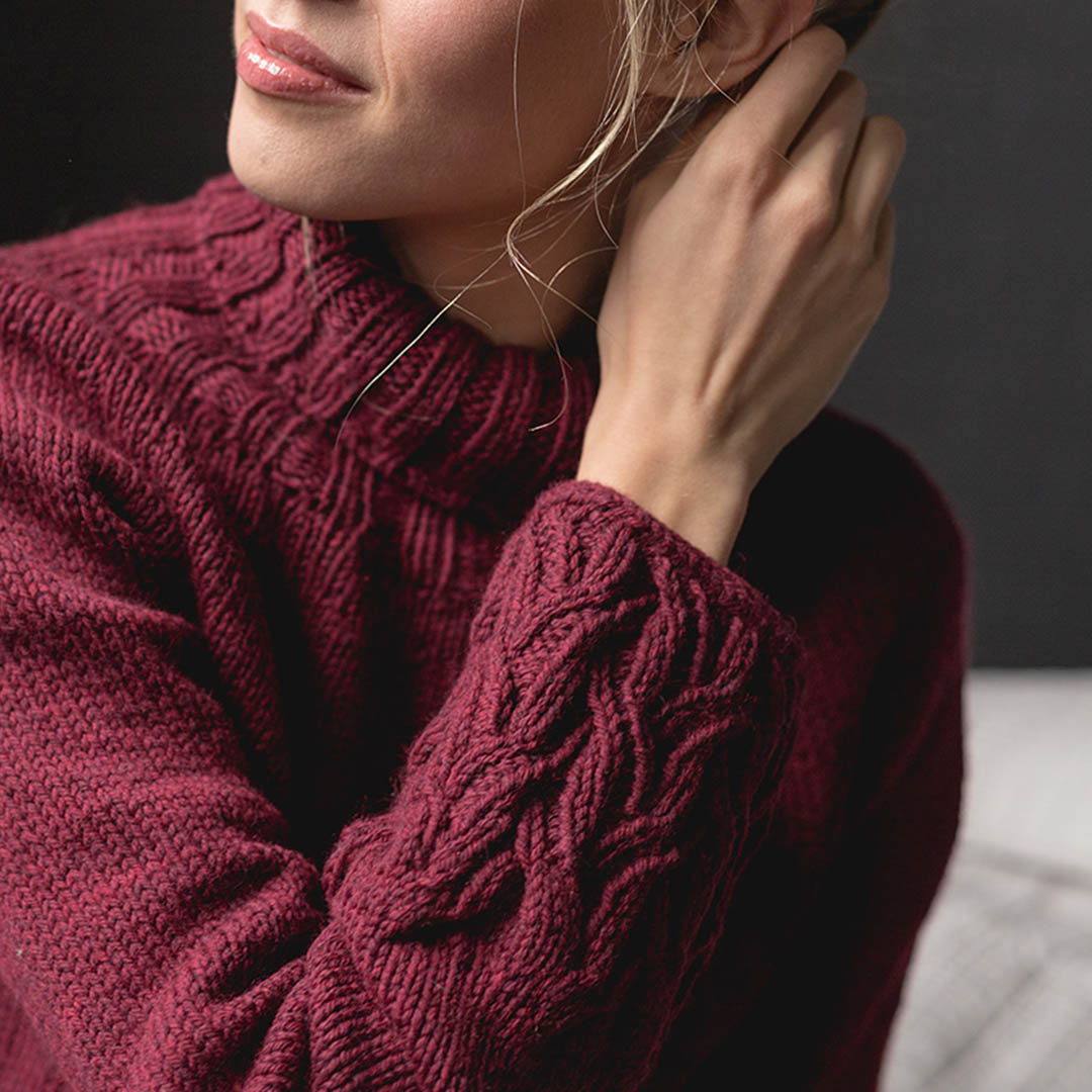 sweet dreams pullover