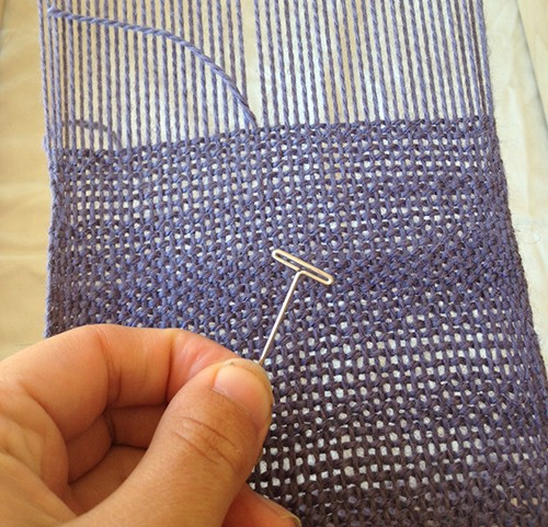 How to Fix a Broken Warp Thread on a Rigid-Heddle Loom | Interweave