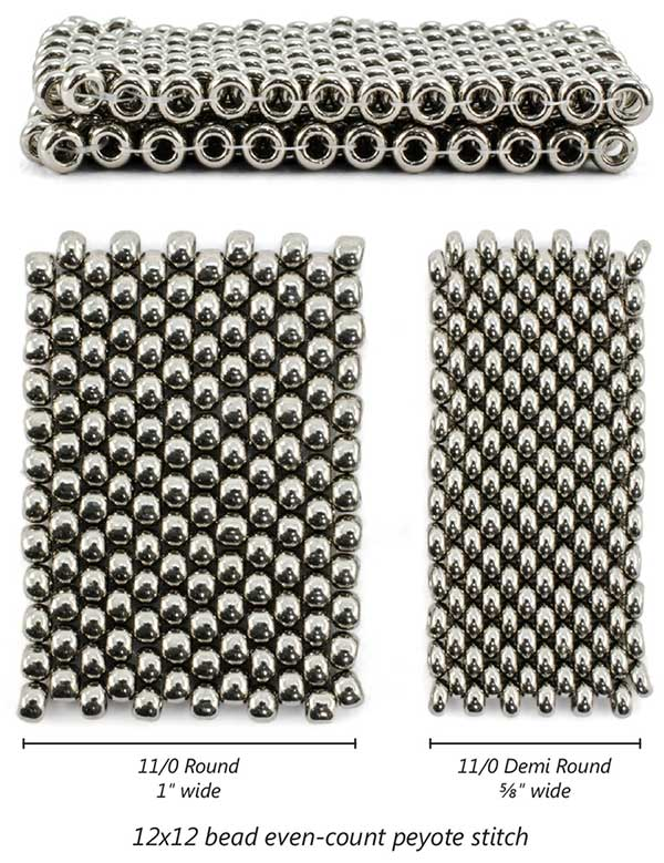 Bead of the Week: Demi Rounds