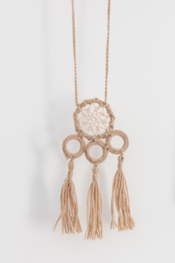 Tassels Necklace