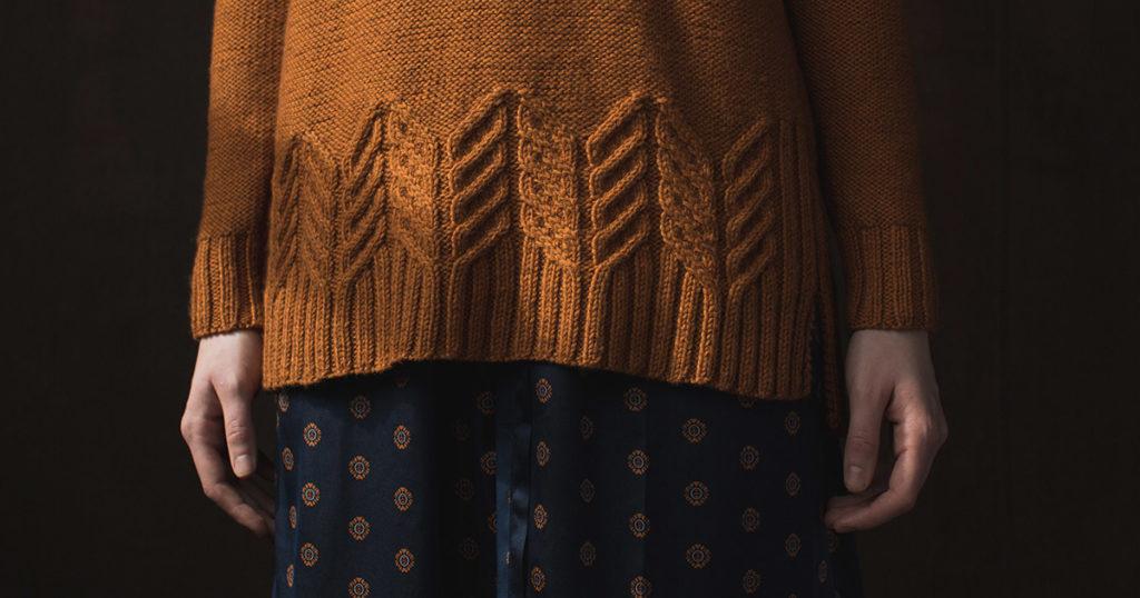 <em>knit.wear</em> Fall/Winter 2018: Terrapin Tunic