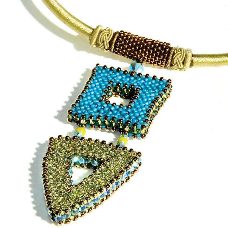 7 Beaded Jewelry Designs Inspired by Pantone's Color of the Year