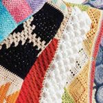 Discover the Crochet Net Stitch with the Atoll Scarf