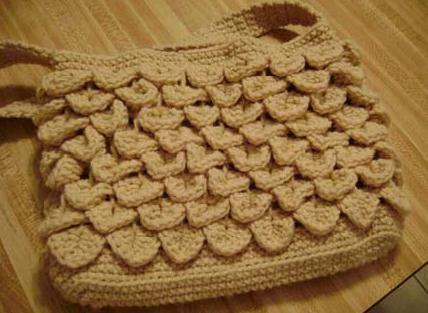 Crocodile Stitch Purse - Free Pattern  7af5116dd5ef4