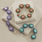 The Beaded Bezel Bracelet You Need, by Right-Angle Weave Expert Kassie Shaw