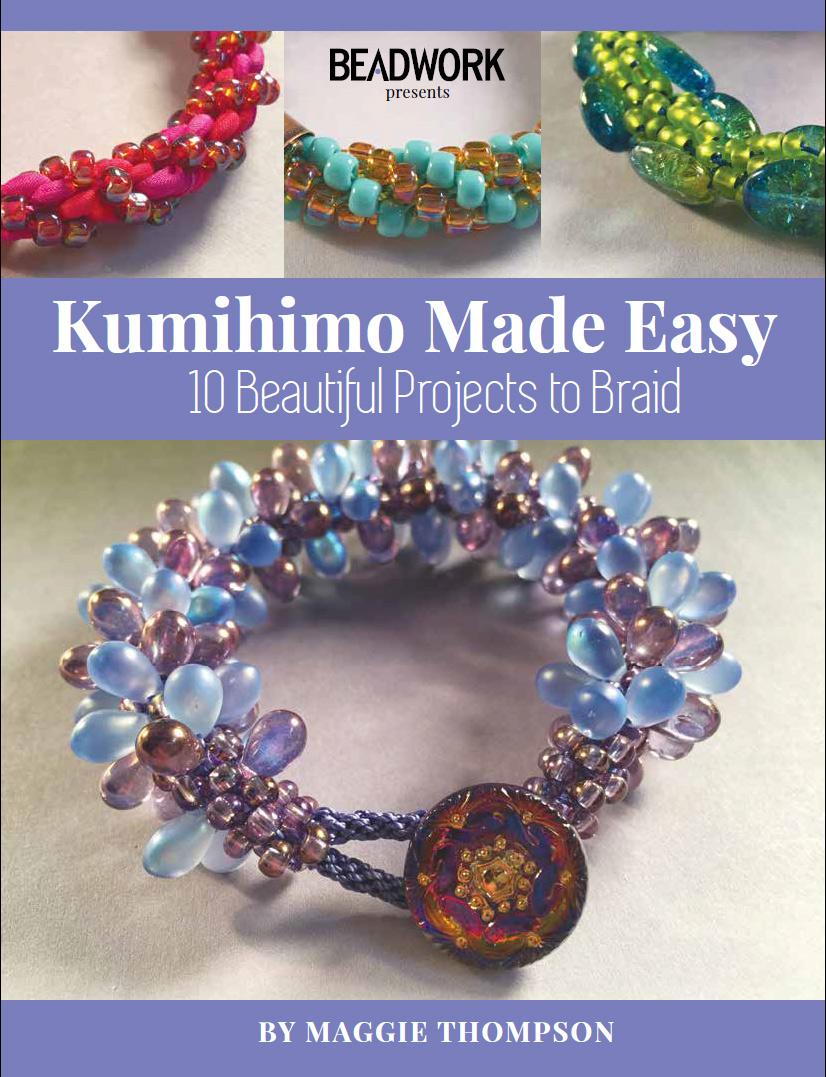 Maggie Thompson's Kumihimo Made Easy eBook