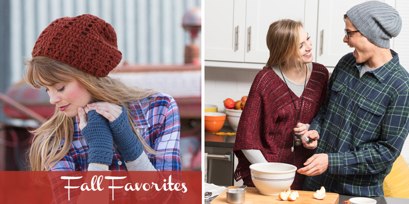 Top 5 Crochet Patterns from <em>Love of Crochet</em> Fall 2017