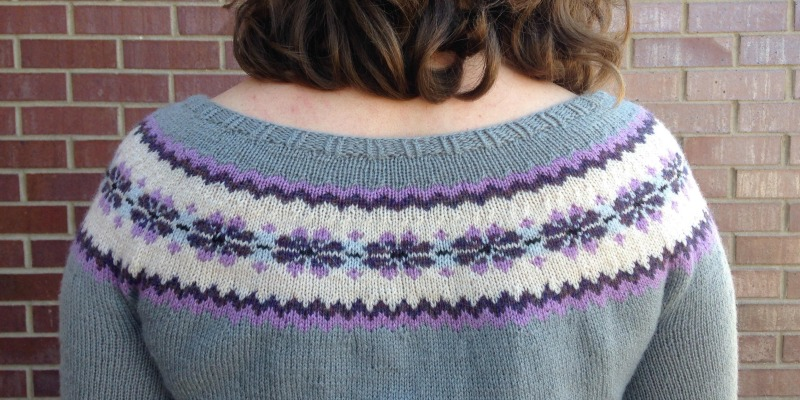 Finished Object: A Perfect Cardi