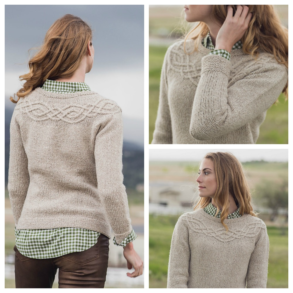 ca0ec2eb7 The 10 Most Popular Interweave Knits Cable Knitting Patterns of All ...