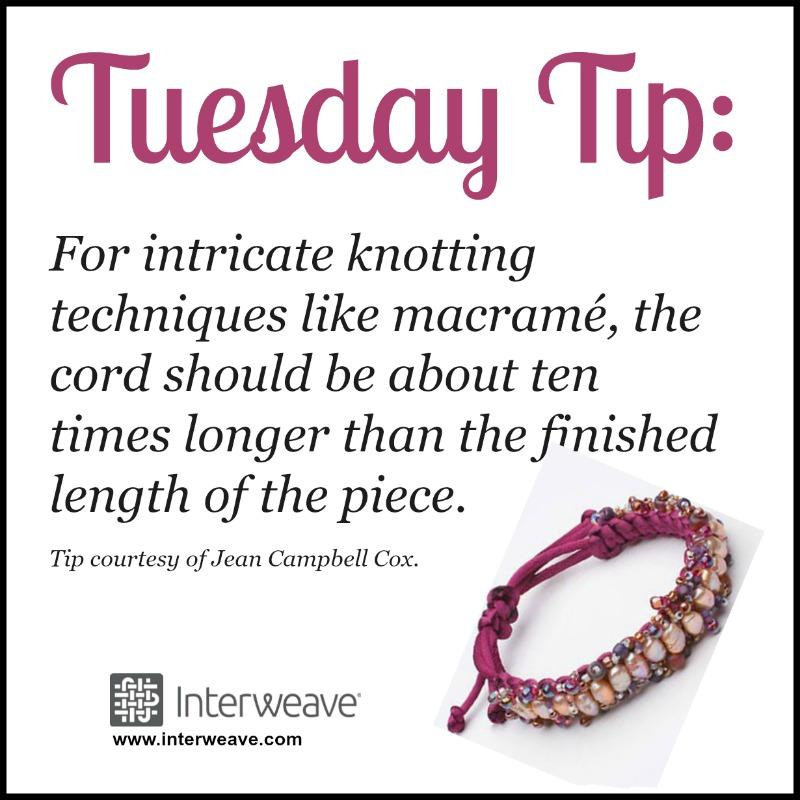 Intricate Knotting