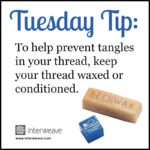 How To Prevent Knots and Tangles in Your Beading Thread