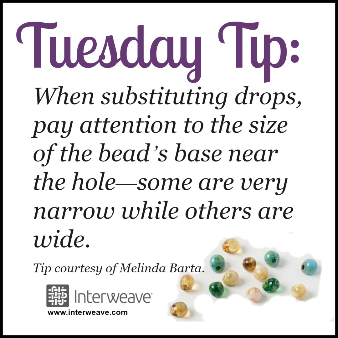 Substituting Drops