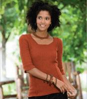 Tunisian crochet pattern by Sheryl Means | CrochetMe.com