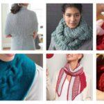 The Tunisian Crochet Stitches of the Rimaye Cowl