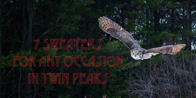 7 Sweaters for Any Occasion in Twin Peaks