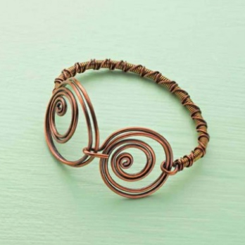 Wire Wrapping: Crazy About Coiling Wire and Jewelry Making