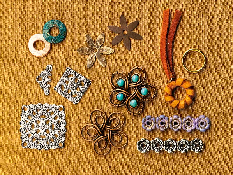 From Plain to Pretty: How to Jazz Up Ordinary Jewelry Findings