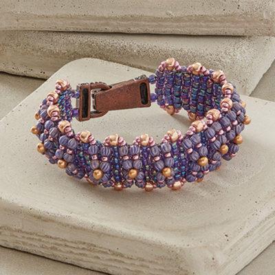 Melon Vine Bracelet by Eileen A. Barker
