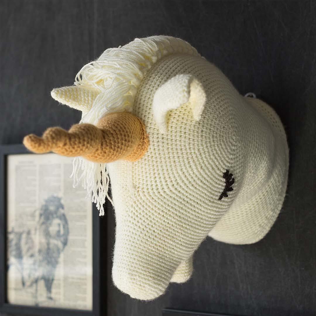 crochet home decor