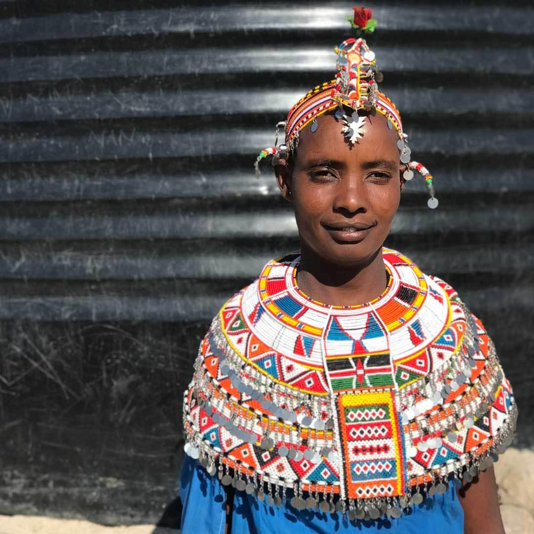Nchekiyo Lembwakita, photo credit: Will David & Meredith Grady