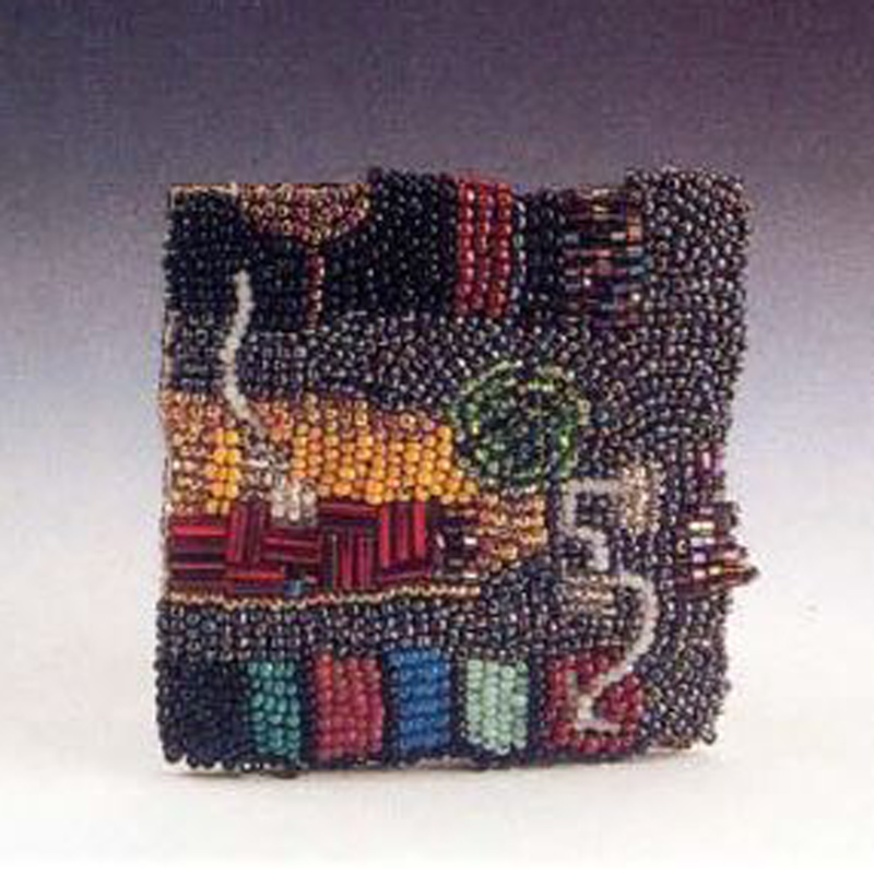 First Juried Exhibit Beadwork I: Up Close