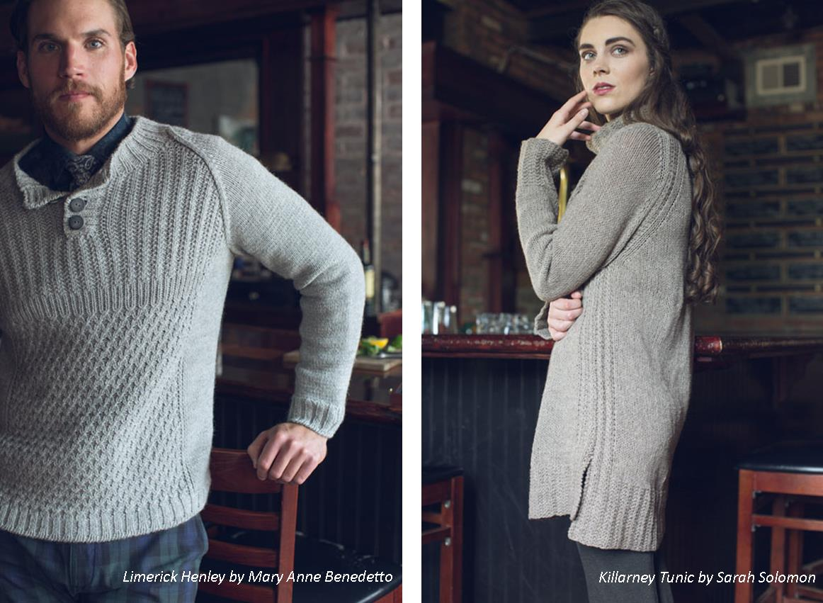 Learn how to knit visible decreases to give your handknit sweaters a designer look.