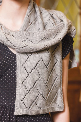 A Scarf to Knit for Vera, Susan Strawn
