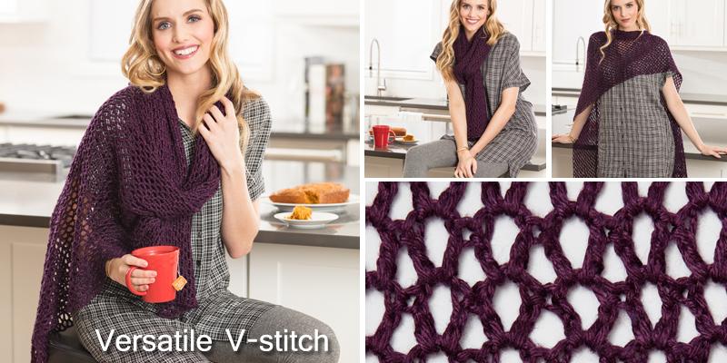 The Versatile V-Stitch